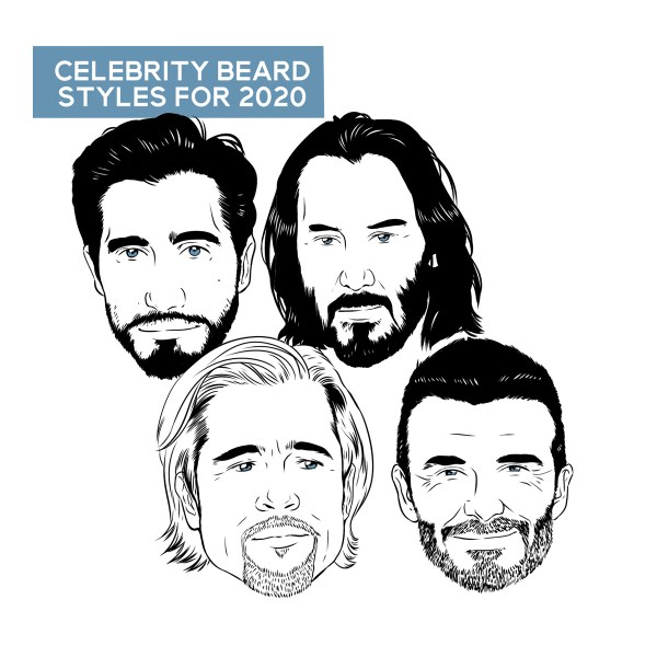 The Best Beard Styles For 2020 | Men's Grooming