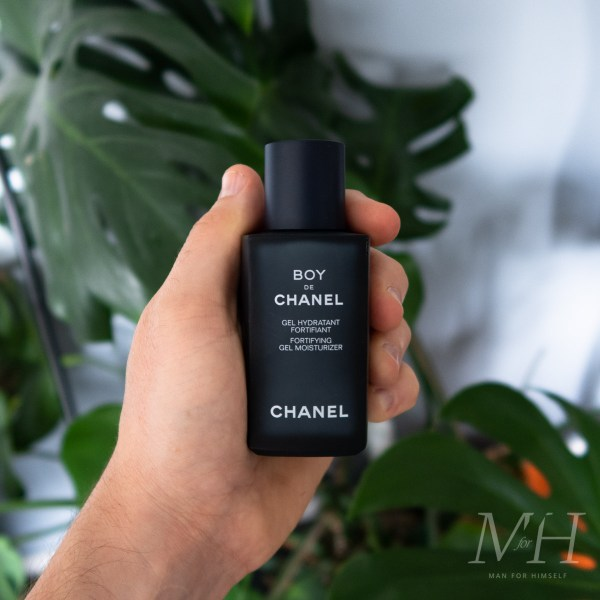 Boy De Chanel Fortifying Gel Moisturiser