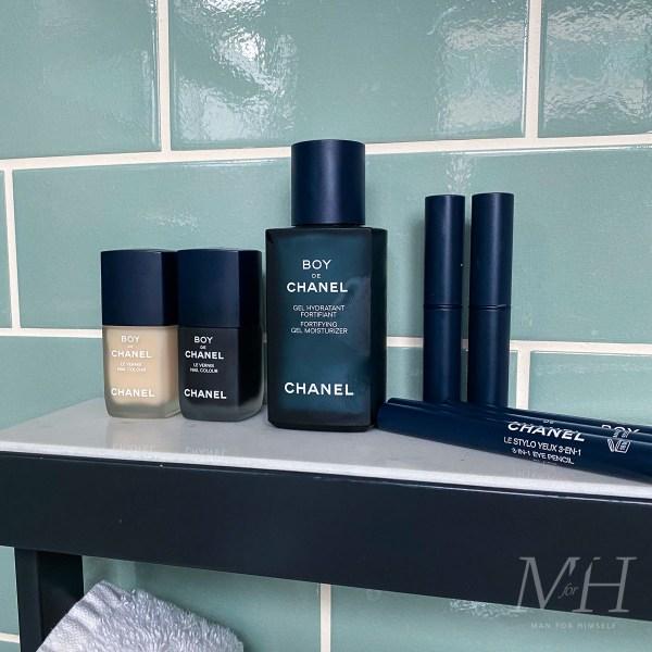 Boy De Chanel Men's Makeup | New 2020 Launch