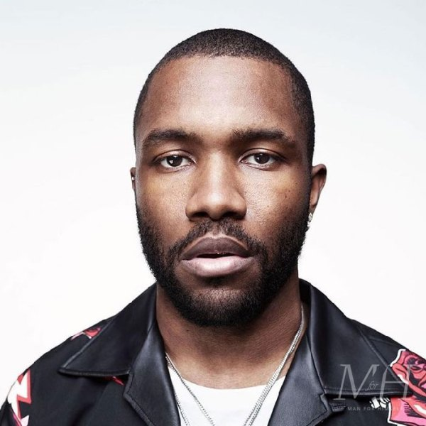 Frank Ocean: Buzz Cut Hairstyle on Afro Hair