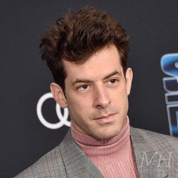 Mark Ronson: Curly Quiff Pompadour Hairstyle