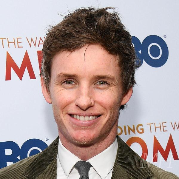 Eddie Redmayne: Short Back And Sides
