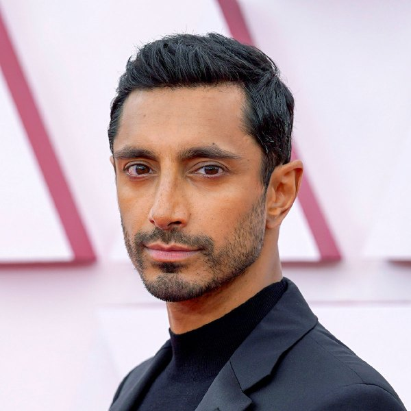 Riz Ahmed: Short Back and Sides Styled with Brushed Up Fringe