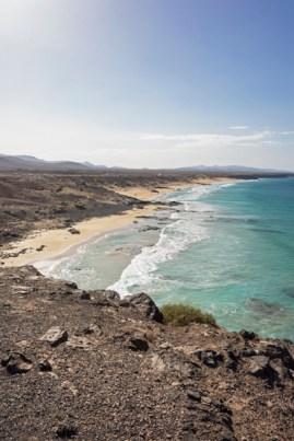 strand bei El Cotillo-Dez 16-2-2