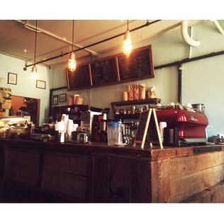 Swallow Cafe Bushwick Brooklyn jacquelinemakeupartist