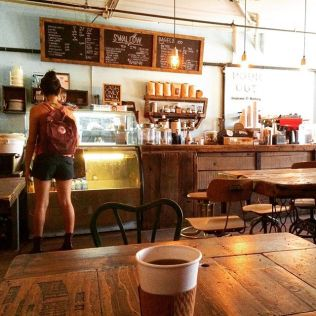 Swallow Cafe Bushwick by Kiyoko