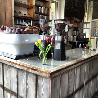 Swallow Cafe Tripoli by Katie McDonald
