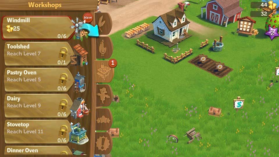Free Download Farmville Game