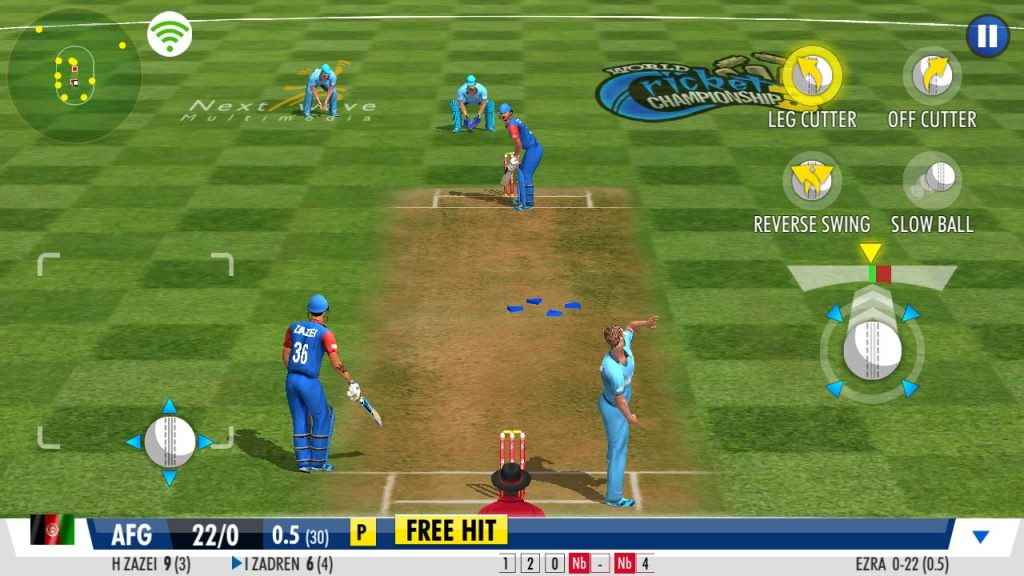 play world cricket championship 3 wcc3 on pc 1024x576 - WCC3 Mod Apk Unlimited Coins - World Cricket Championship 3