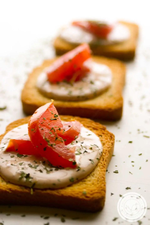 Patê de Tomate Seco - para o chá da tarde com os amigos!