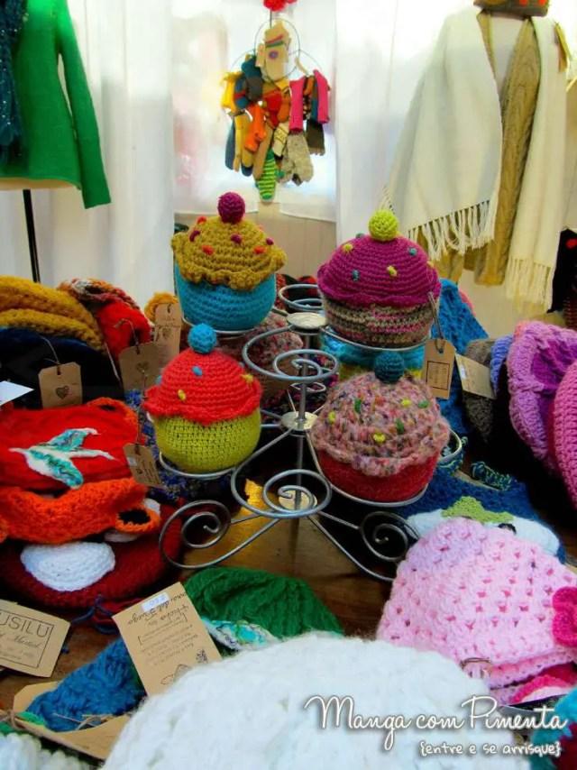 Diário de Viagem: A loja mais fofa de artesanato {Tricô e Crochê}