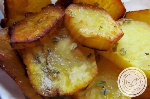 Chips de Batata Doce Frita - Para petiscar com uma bebida gelada!