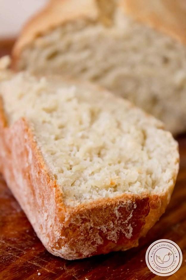 Receita de Pão de Cebola de Liquidificador e sem sovar- para o lanche da tarde com a sua família ou amigos!
