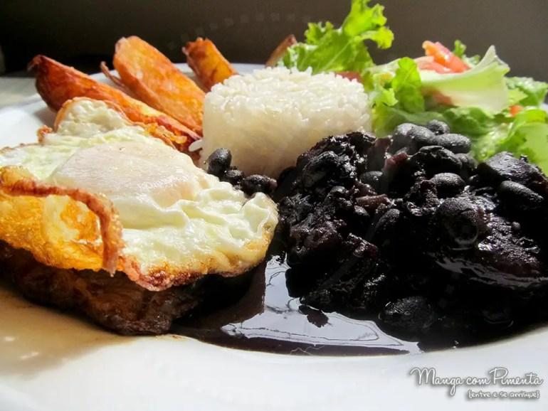 À La Minuta - um prato muito querido por aqui!