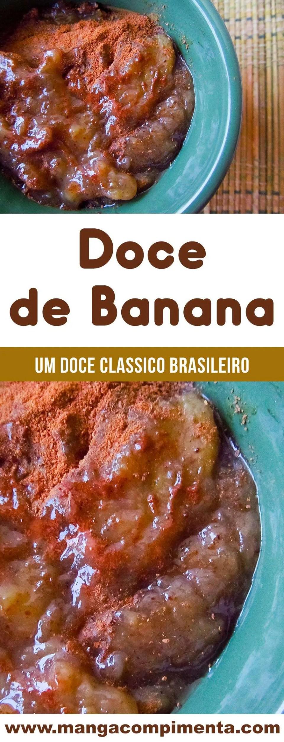 Doce de Banana | Um clássico super fácil de fazer e delicioso para servir para a família.