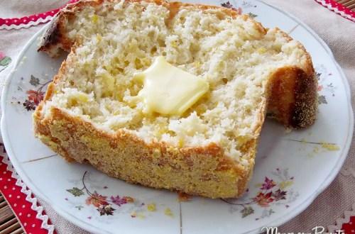 Milho Verde Fresco   Para começar o bem dia com esse belo pão caseiro.