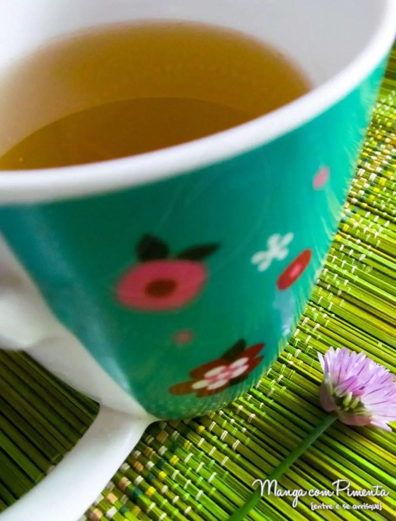 Chá de Abacaxi - Como fazer e para que serve!!!