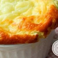 Suflê de Chuchu | Para Almoço ou Jantar