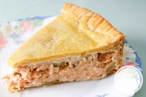 Receita de Empadão de Frango com Massa Podre - Youtube - uma torta caseira e deliciosa!
