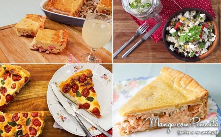 O que comer neste verão? Veja algumas receitas para o seu dia a dia