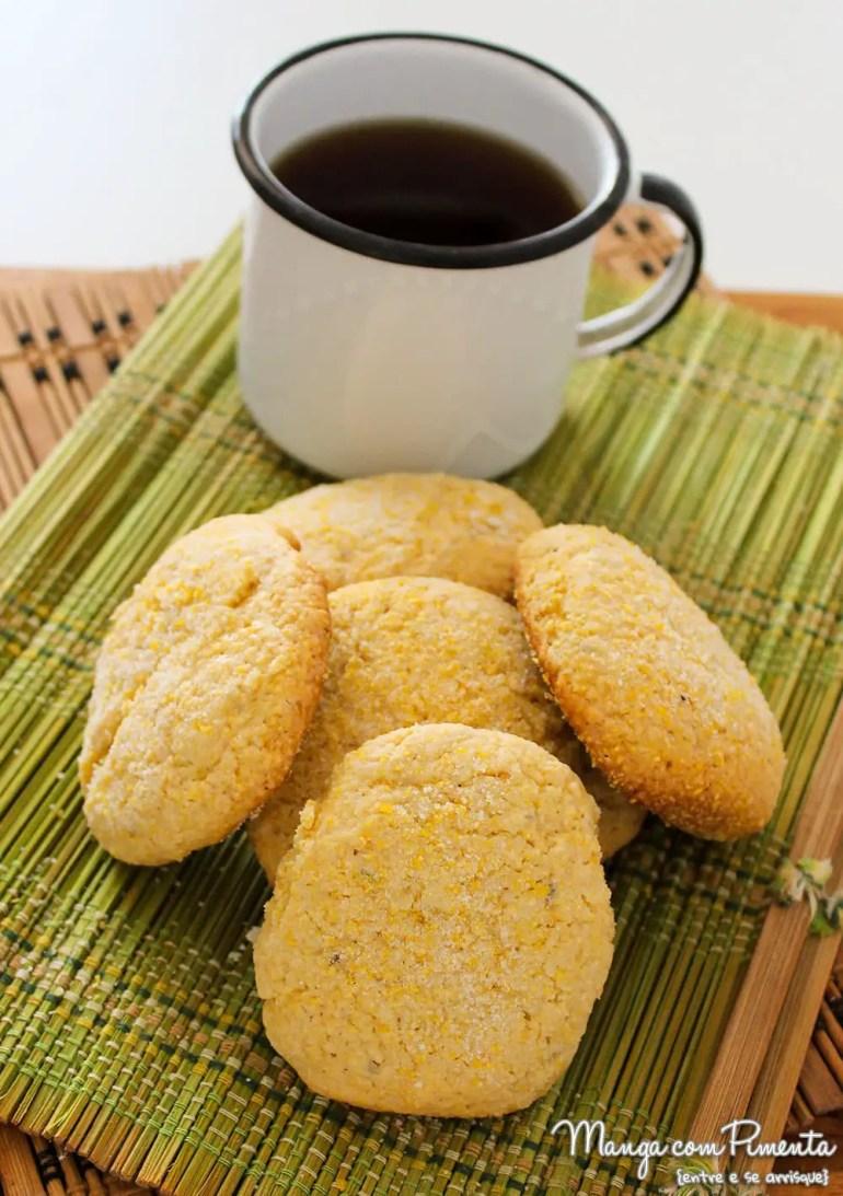 Receita deBiscoitinhos | Broa de Milho de Padaria | Cavaca