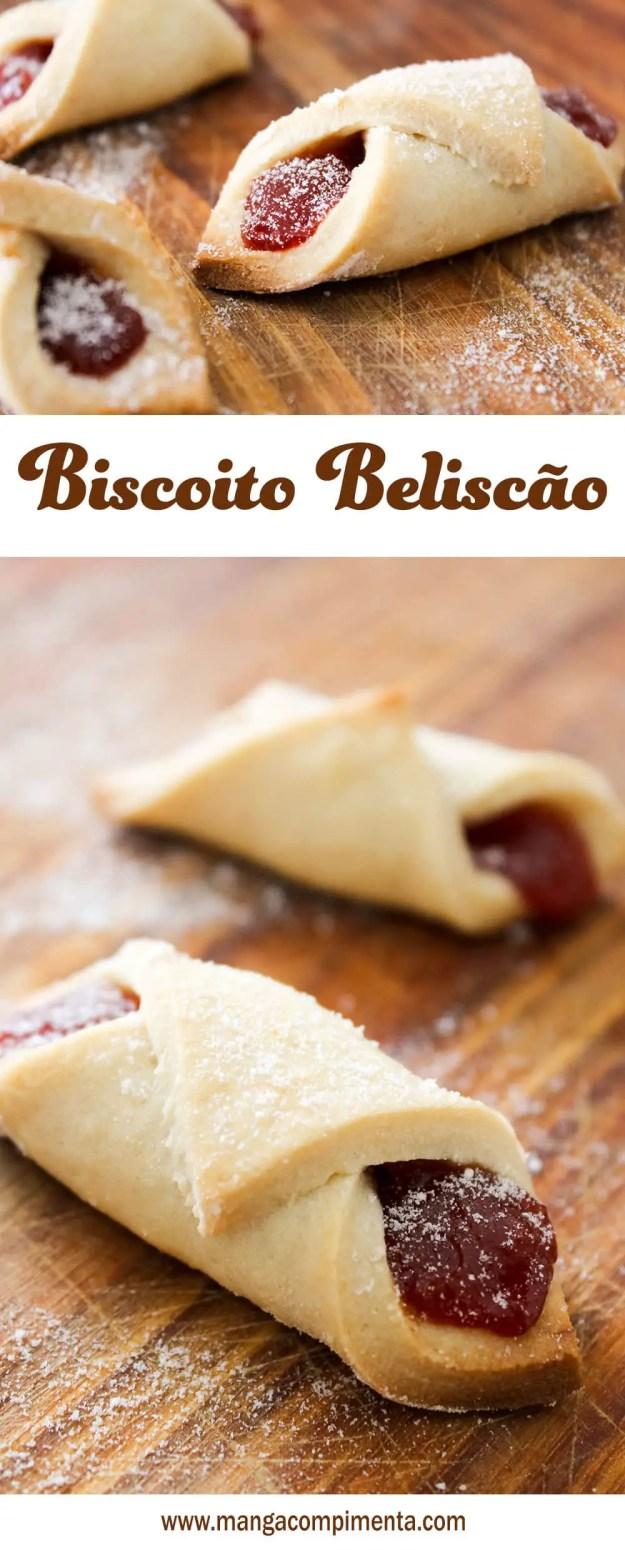 Biscoito Beliscão - iguais aos que eram feitos pela vovó