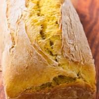 Pão de Abóbora bem Fofinho | Receita