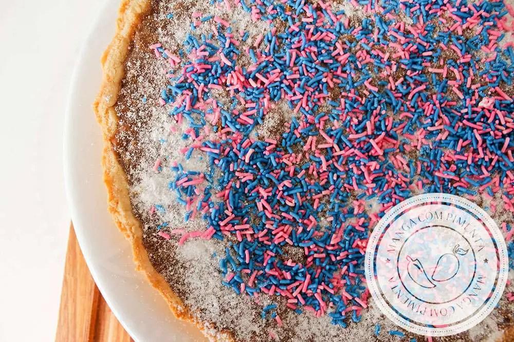 Sobremesa de Torta de Brigadeiro | Sobremesa para alegrar a vida!