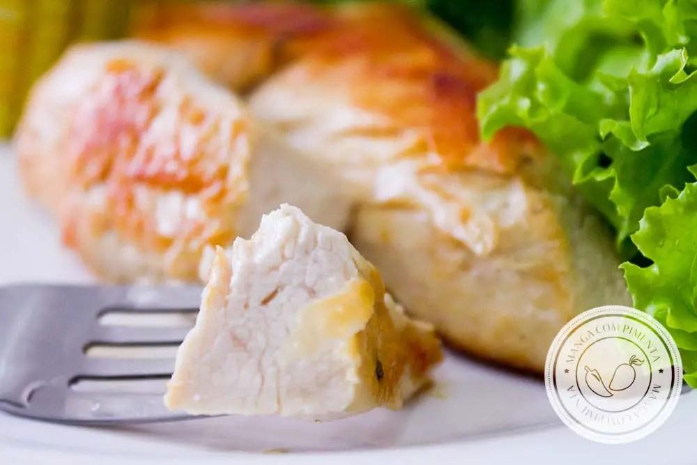 Filé de Frango Grelhado Suculento - para uma refeição saudável, gostosa e rápida durante a semana!