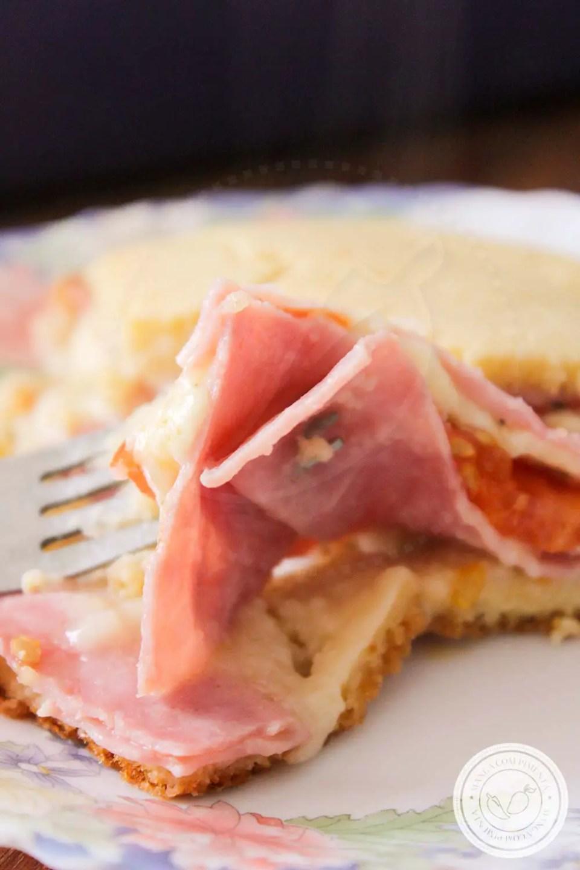Bauru de Forno - uma deliciosa torta de liquidificador para lanchar com a família!