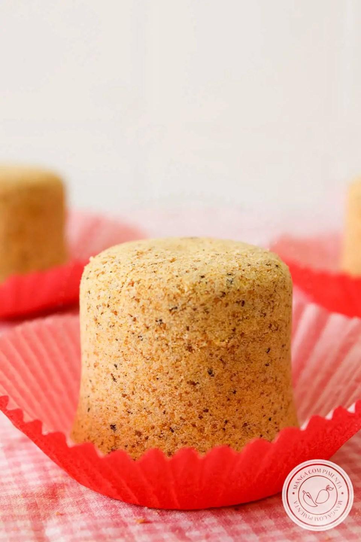 Paçoca de Amendoim feito com Farinha de Milho - Um doce delicioso para sua Festa Junina.