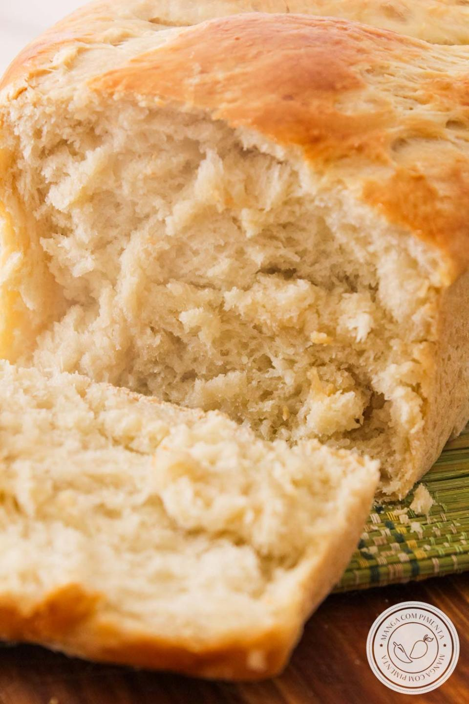 Pão de Mandioca Super Macio - faça essa delícia para o café da manhã ou lanche da tarde.