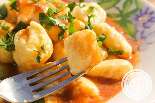 Nhoque de Milho Verde - uma delicia caseira para fazer no almoço de domingo de família!