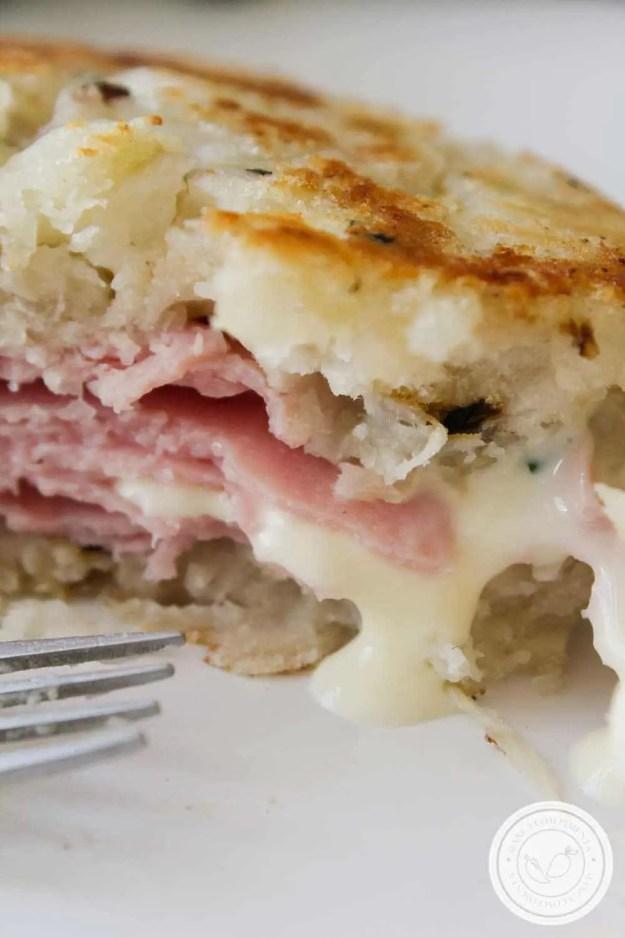 Receita de Mandioca Rosti – um prato delicioso para o final de semana com a família ou amigos!