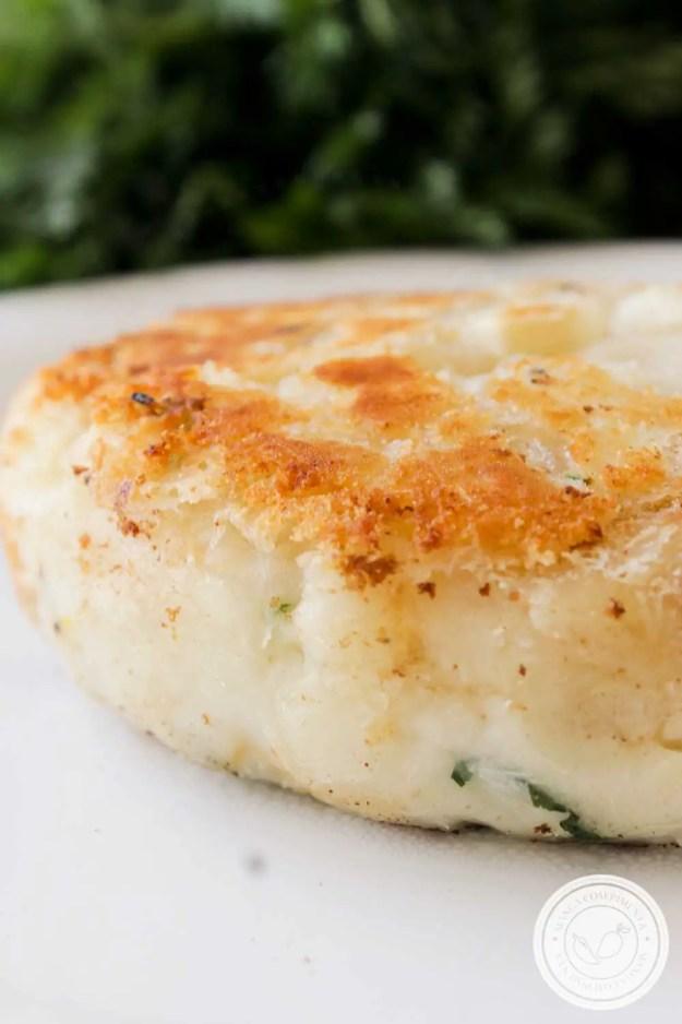 Mandioca Rosti - um prato delicioso para o final de semana com a família ou amigos!