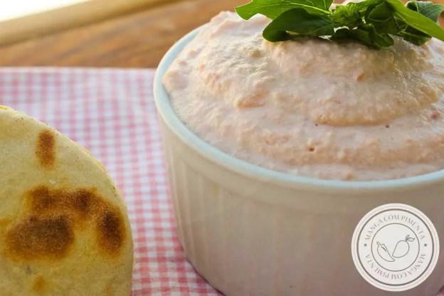 Receita de Patê de Presunto Caseiro - feito por você, para um café da manhã ou lanche da tarde com a família!