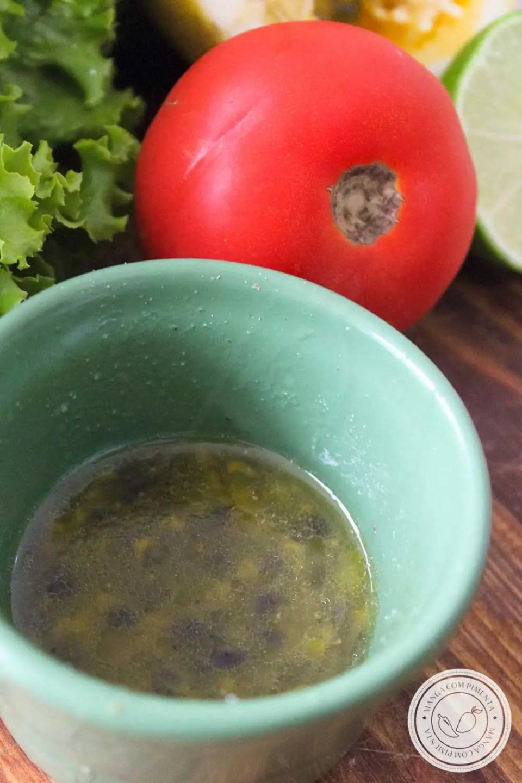 Receita de Molho de Maracujá para Salada - para deixar a sua salada verde deliciosa!