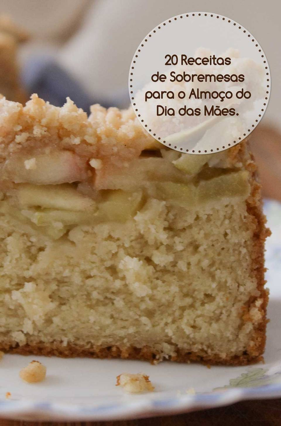 Veja vinte receitas deliciosas para fazer como sobremesas para o almoço do Dia das Mães!