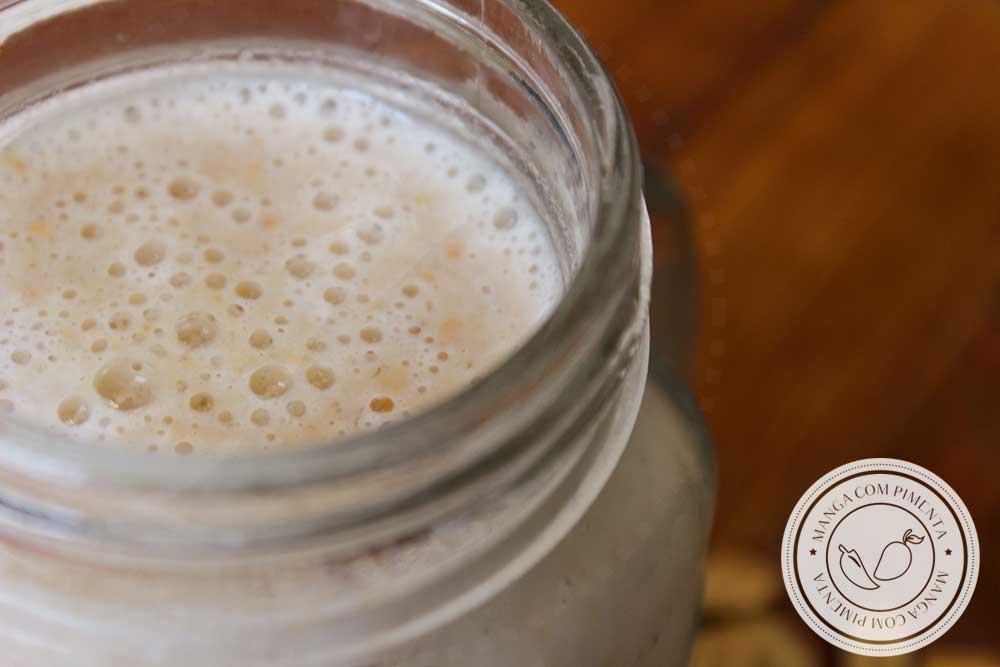 Receita de Smoothie de Banana e Amendoim - para um café da manhã delicioso e cheio de energia!