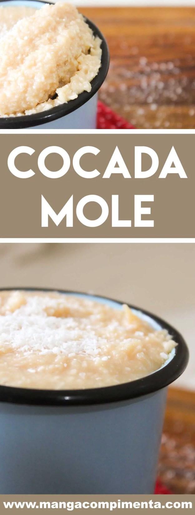 Receita de Cocada Mole - prepare para a Festa Junina da sua família e amigos.