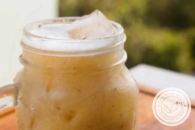 Receita de Suco de Abacaxi com Linhaça e Mel - prepare um delicioso suco para começar bem o dia e manter a saúde!