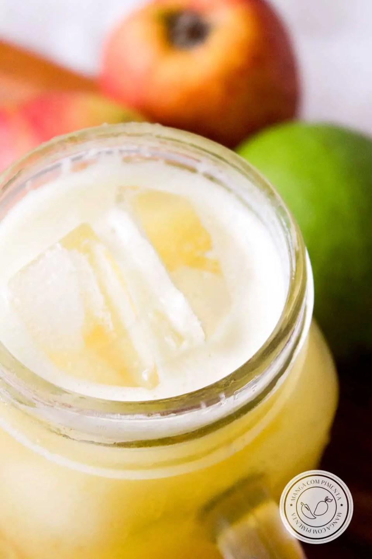 Suco de Limão com Frutas