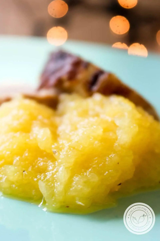 Receita de Purê de Maçã para Acompanhar Carne Suína - aprenda a fazer esse acompanhamento para os pratos salgados!