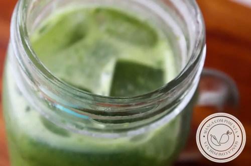 Receita de Suco de Agrião com Laranja - aproveita essa bebida detox para preparar no café da manhã.