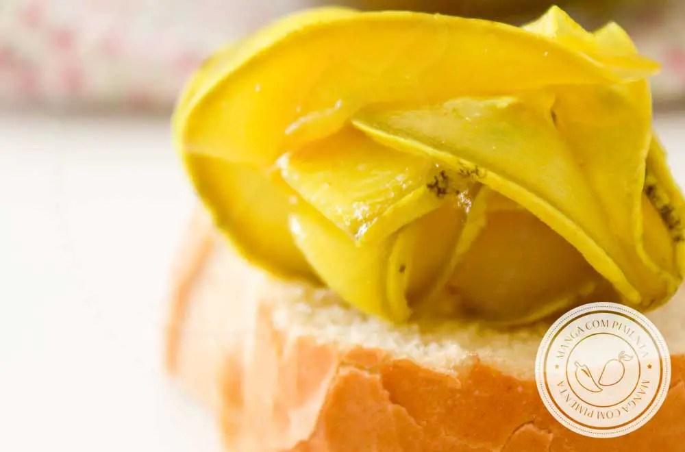 Receita de Relish de Abobrinha Italiana - aprenda a fazer em casa e deixe os seus lanches mais gostosos!