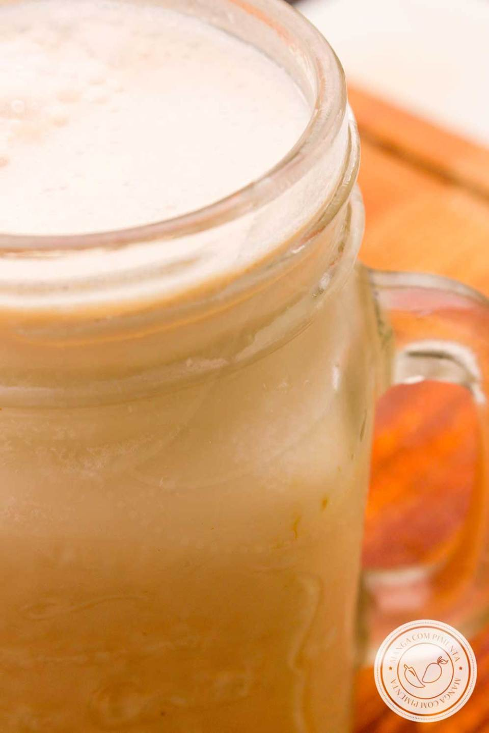 Receita de Chá Mate com Leite em Pó - uma bebida maravilhosa para acompanhar aquela bacia de pão de queijo!