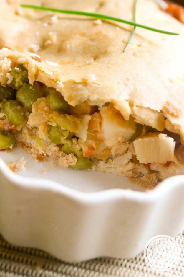 Receita de Torta de Palmito - a melhor torta caseira, que você pode preparar em casa ainda hoje para a sua família.