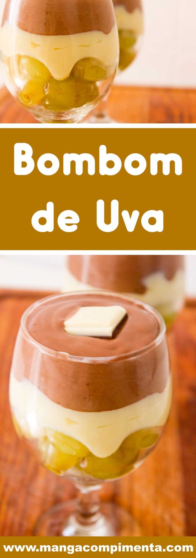 Receita de Bombom de Uva - prepare essa sobremesa deliciosa para as festas de final de ano!
