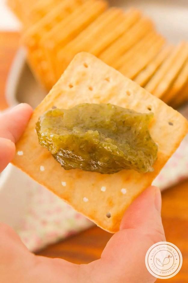 Receita de Geleia de Hortelã Menta - prepare e sirva no café da manhã ou chá da tarde!