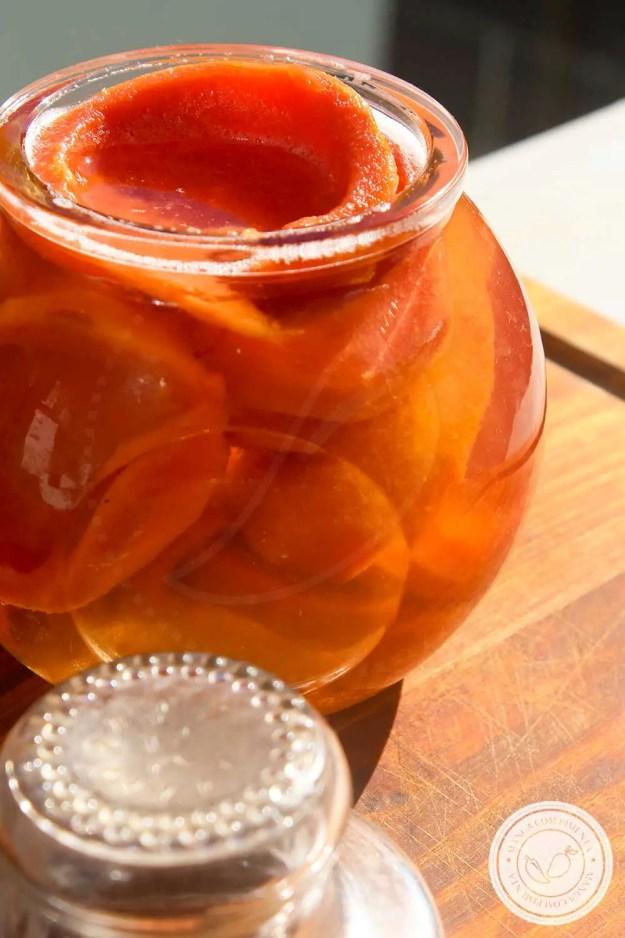 Receita de Compota de Goiaba - conserve a fruta goiaba na calda de açúcar, super fácil de preparar!